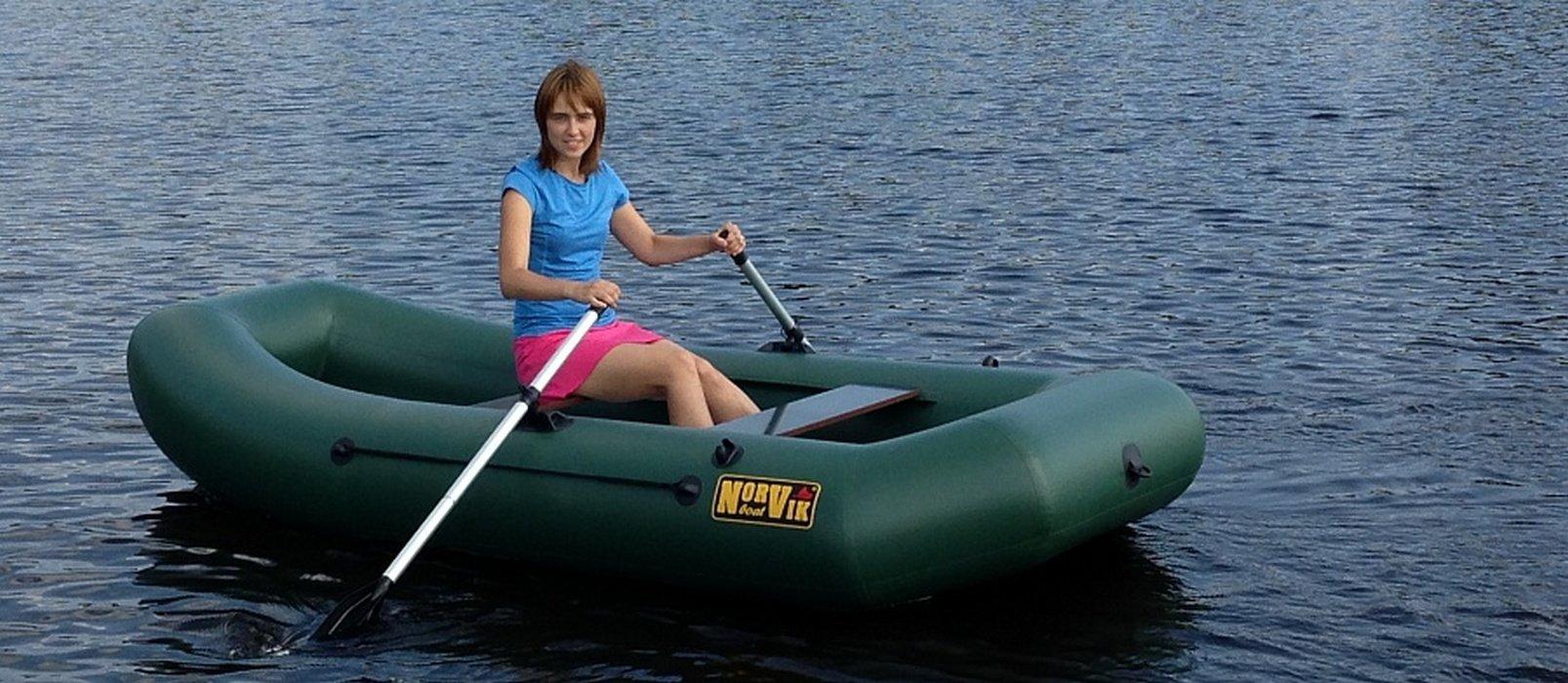 виды лодок с пвх гребных